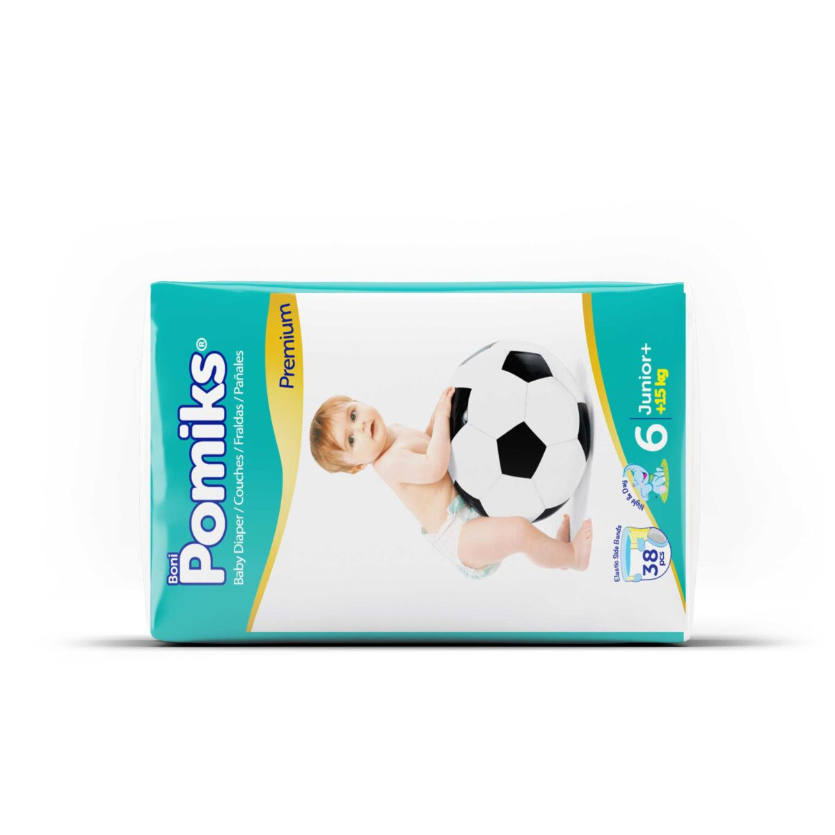 Pomiks Junior Plus Bebek Bezi